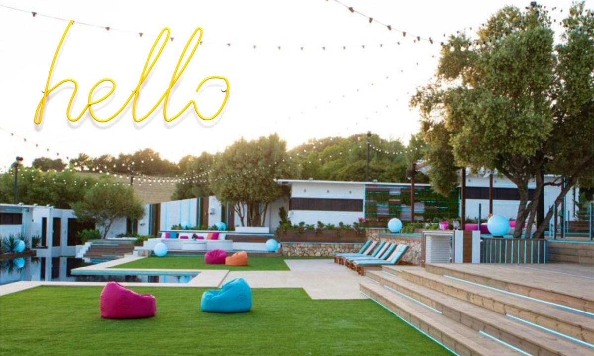 How to style your garden like the Love Island villa